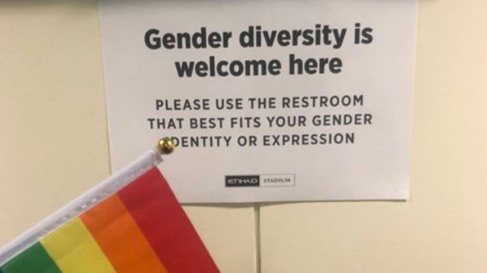 Mixed Reaction To AFL's Gender Neutral Restrooms – Discrimination Claims